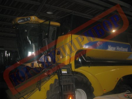 Комбайн New Holland CS 660