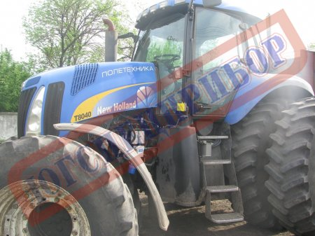 Трактор New Holland T 8040